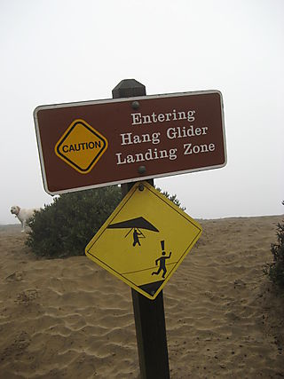 Fort Funston Sign