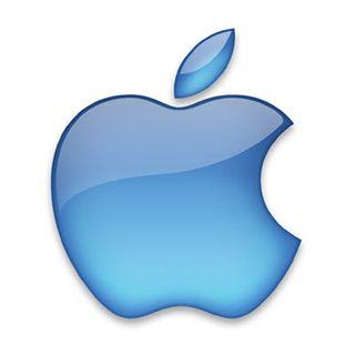 Apple-logo-blue